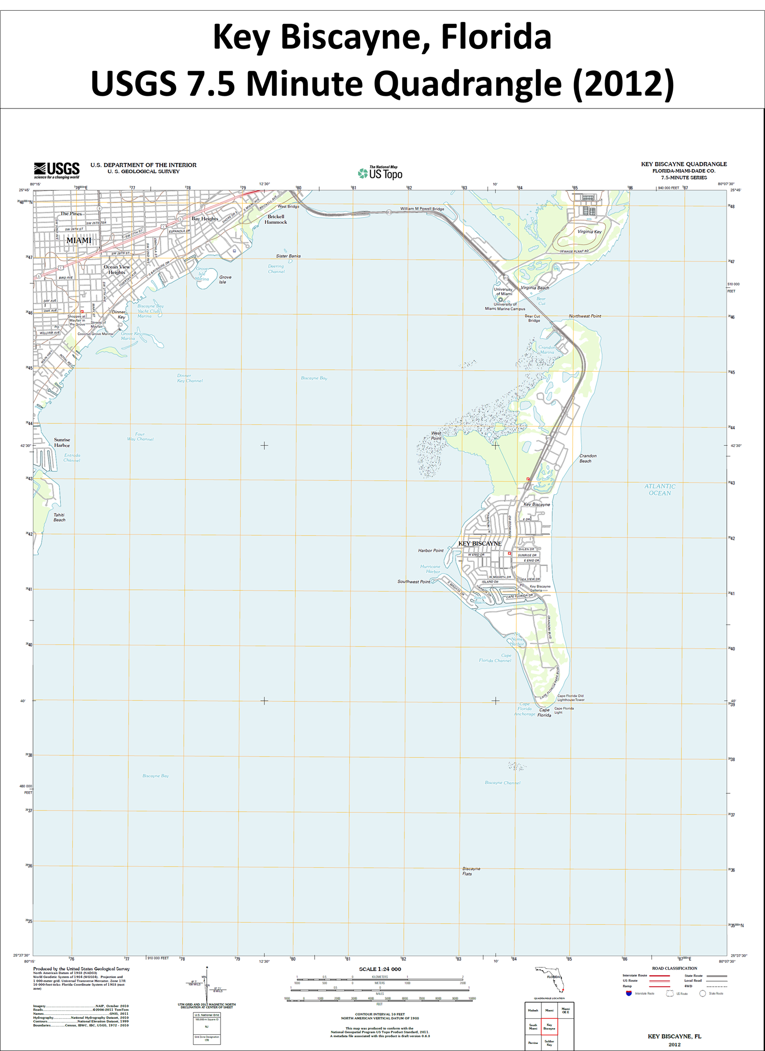 A Novel Way To Test The Impact Of Rising Sea Levels Watts Up - Florida uplands map