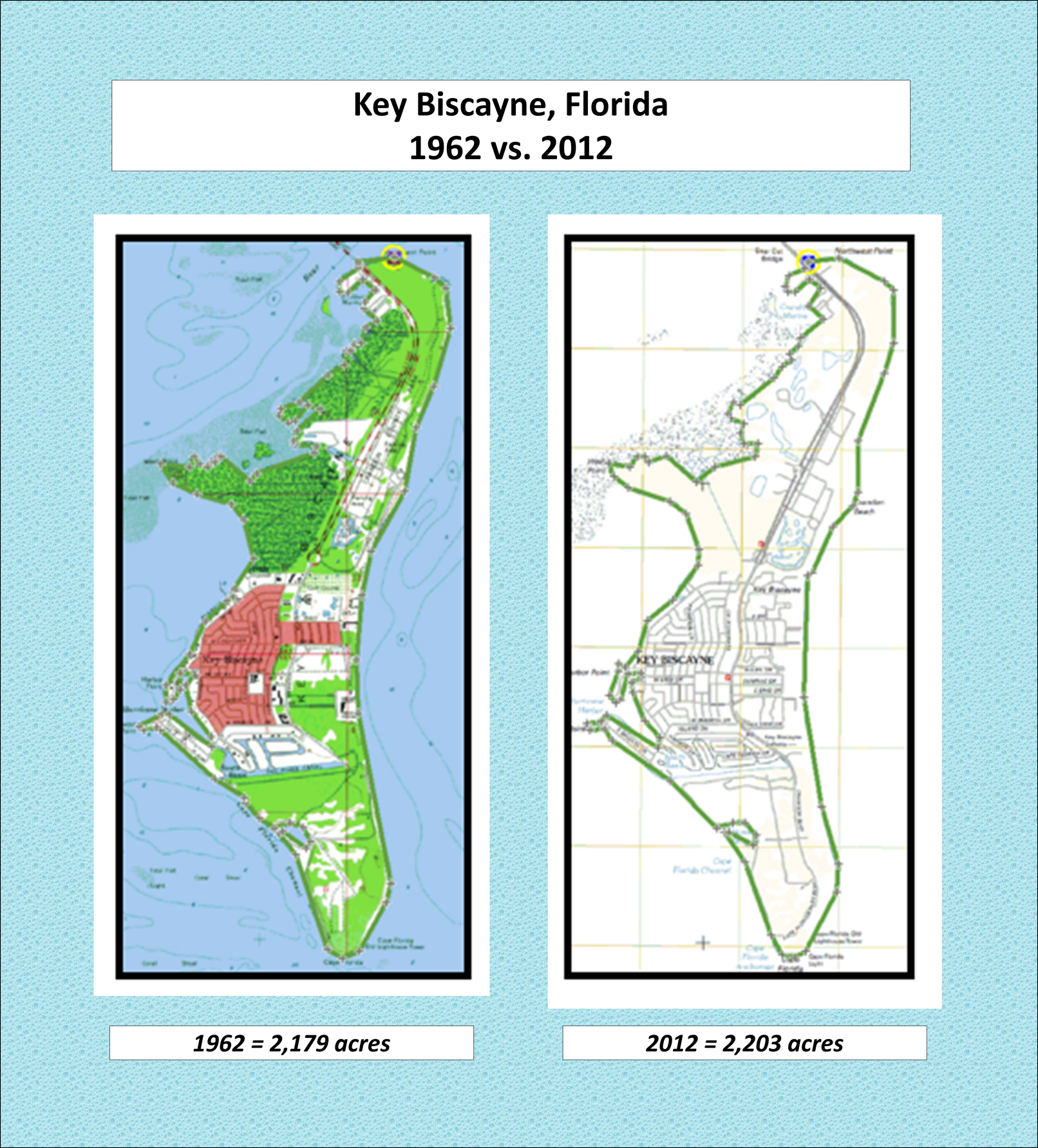 A Novel Way To Test The Impact Of Rising Sea Levels Watts Up - Florida map rising sea levels