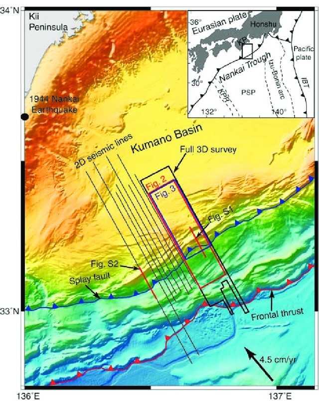 The NanTroSEIZE Project: Drilling through a plate boundary in an