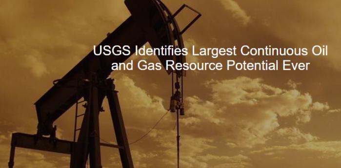 "Peak Oil Postponed Again: ""USGS Identifies Largest"